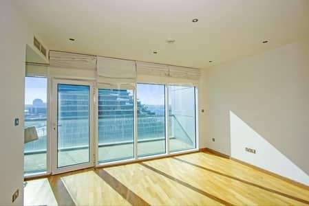 فلیٹ 2 غرفة نوم للايجار في شاطئ الراحة، أبوظبي - Beautiful Water-view 2 BR Duplex I Great Location