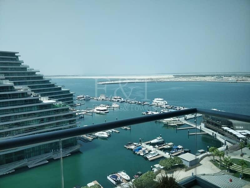 Panoramic  Sea View I Good Location I With Balcony