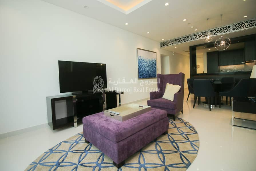 Best Deal Furnished 1 bedroom in The Distinction