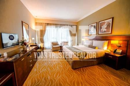 شقة فندقية 2 غرفة نوم للايجار في منطقة النادي السياحي، أبوظبي - شقة فندقية في منطقة النادي السياحي 2 غرف 130000 درهم - 4346544