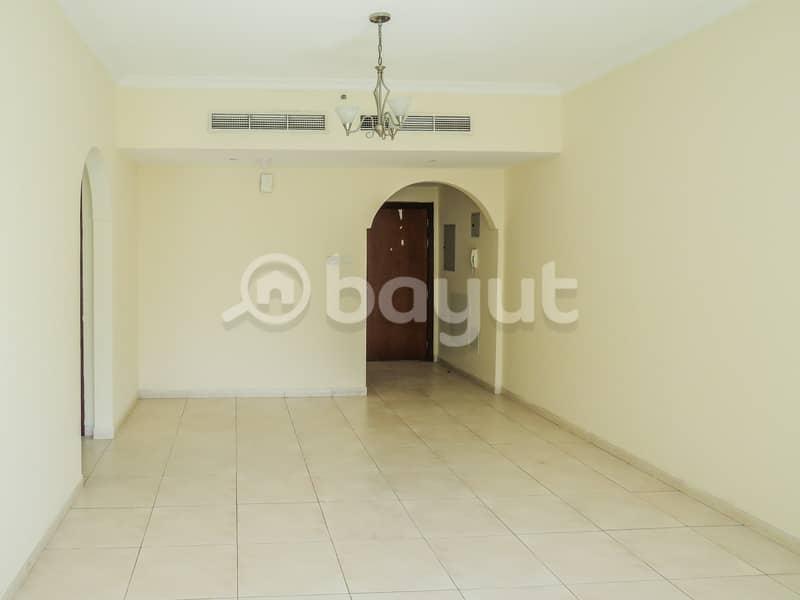 شقة في برج الندى النهدة 1 غرف 25000 درهم - 2983592