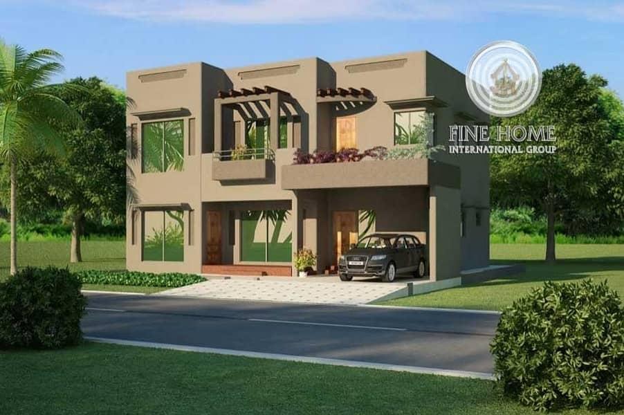 Amazing 2 Villas Compound in Airport Road