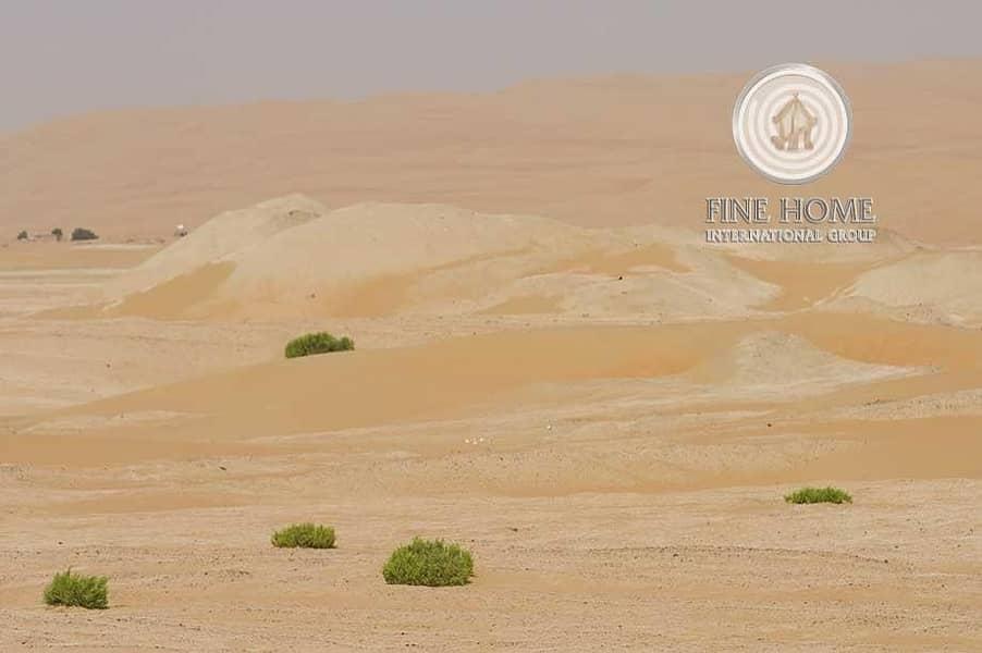 Residential Land in Al Bateen area . Abu Dhabi