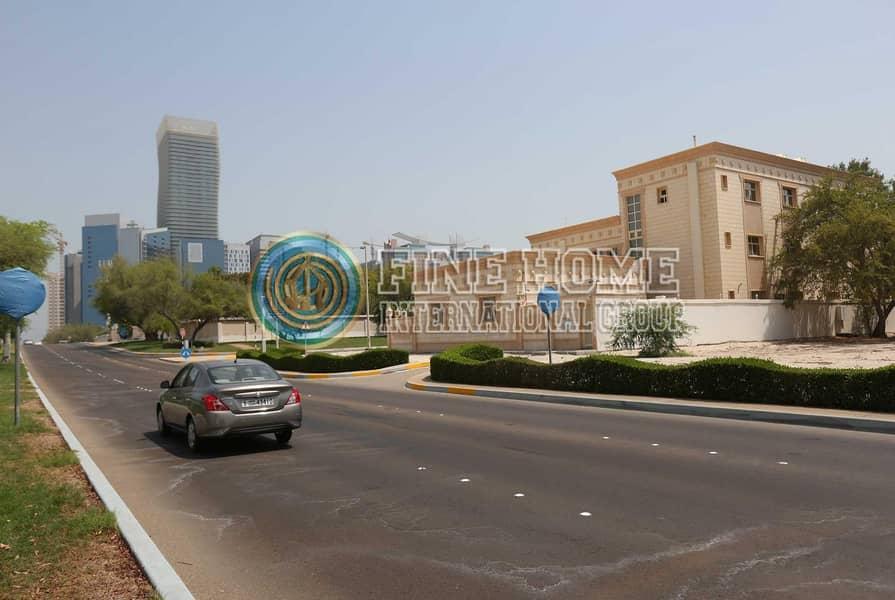 2 Residential Land in Al Bateen area . Abu Dhabi