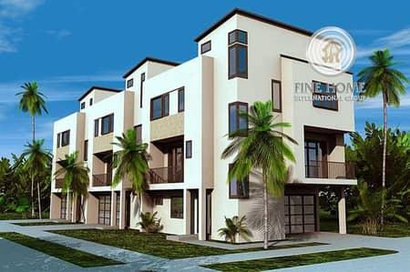 10 Bedroom Villa for Sale in Al Bateen, Abu Dhabi - 3Villas Compound in al Bateen . Abu Dhabi
