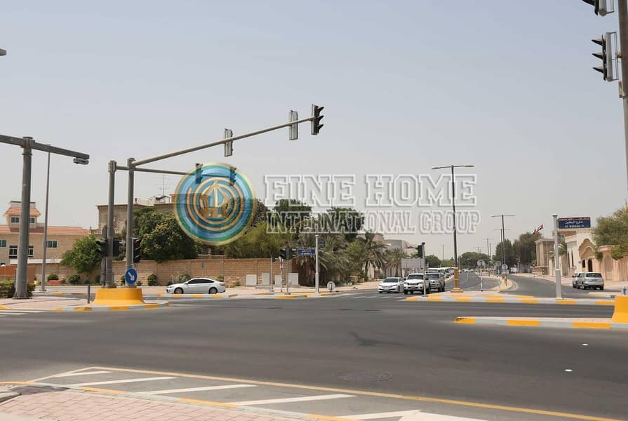 10 Wonderful 2 Villas Compound in Al Bateen area