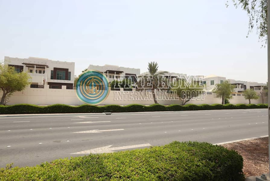 12 Residential Land in Al Bateen area . Abu Dhabi