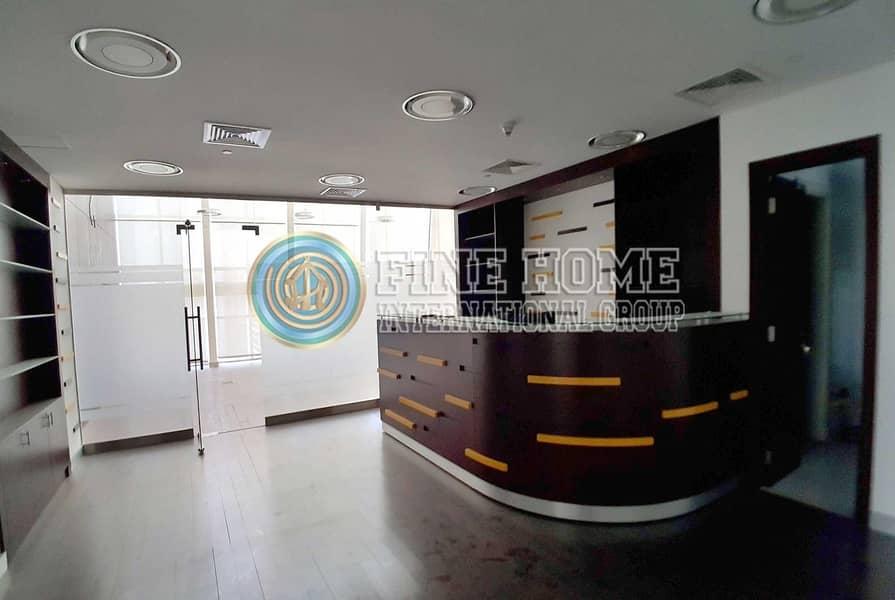 Amazing Office in Al Bateen