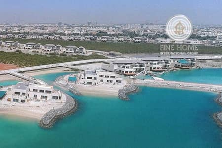 5 Bedroom Villa for Sale in Al Gurm, Abu Dhabi - 6 BR Villa in Al Gurm Resort