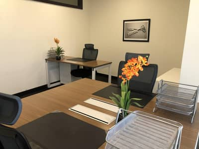 Office for Rent in Sheikh Zayed Road, Dubai - Best furnished Serviced offices for rent in Dubai