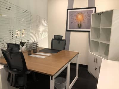 Fully Furnished Luxurious Office in Dubai