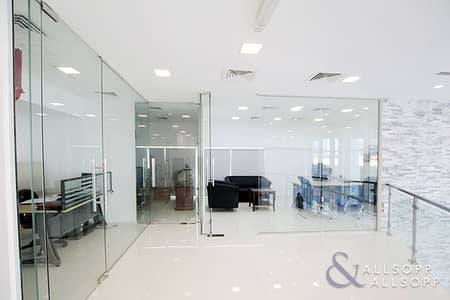Office for Rent in Business Bay, Dubai - Furnished | Prime Location | 4 Parking