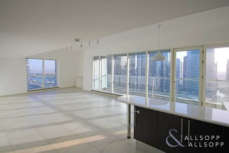 2 Bedroom Apartment for Sale in Jumeirah Lake Towers (JLT), Dubai - Vacant Now   2 Bed   2 Parking   Lake View
