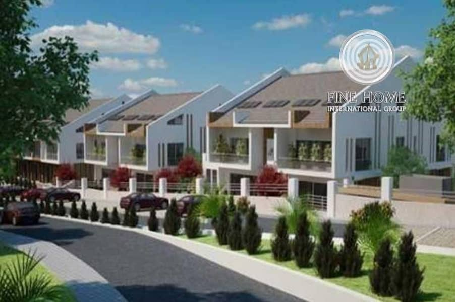 Modern 2 Villas Compound in Al Maqtaa Area