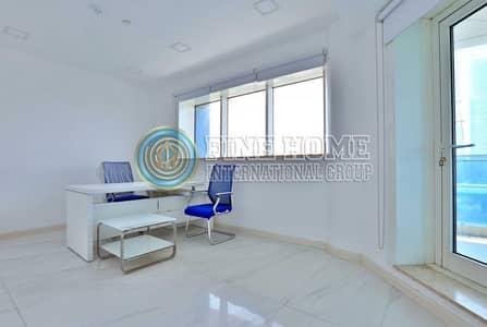 Office for Rent in Corniche Area, Abu Dhabi - Amazing 158 Sq.Ft  Office in Corniche