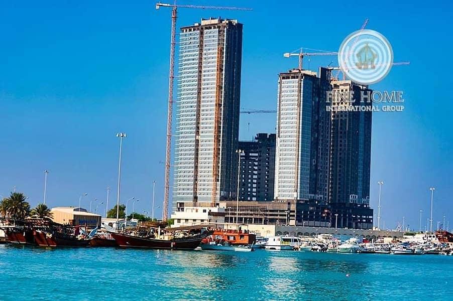 2 Modern 10 Villas Compound in Al Mina st.