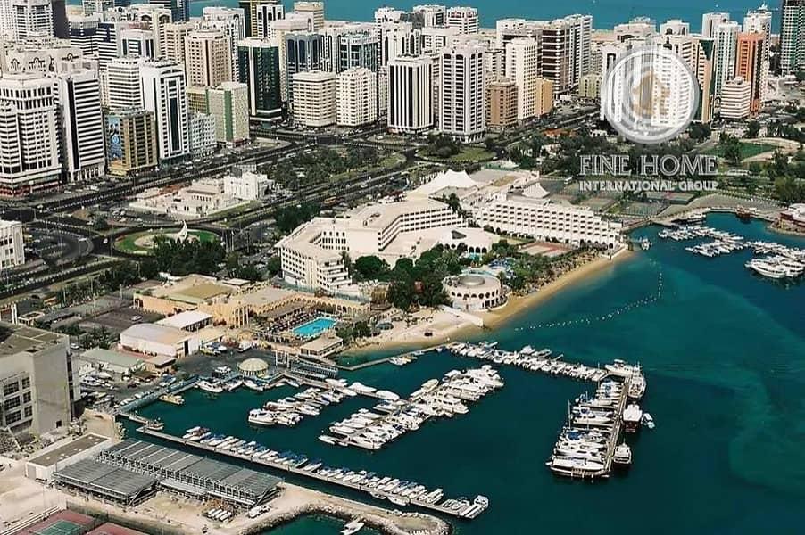 10 Modern 10 Villas Compound in Al Mina st.