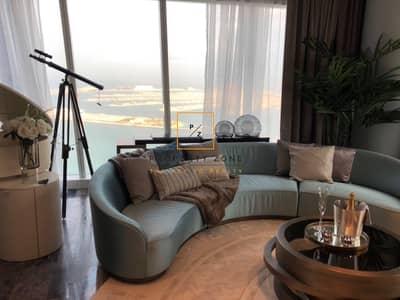 2 Bedroom Apartment for Sale in Dubai Marina, Dubai - Full  Sea View I  Luxury Apts. Designed by Fendi Casa