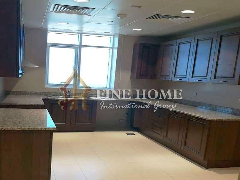 2 1st Tenant! 2 MBR +M Apartment in Al Mina Rd.
