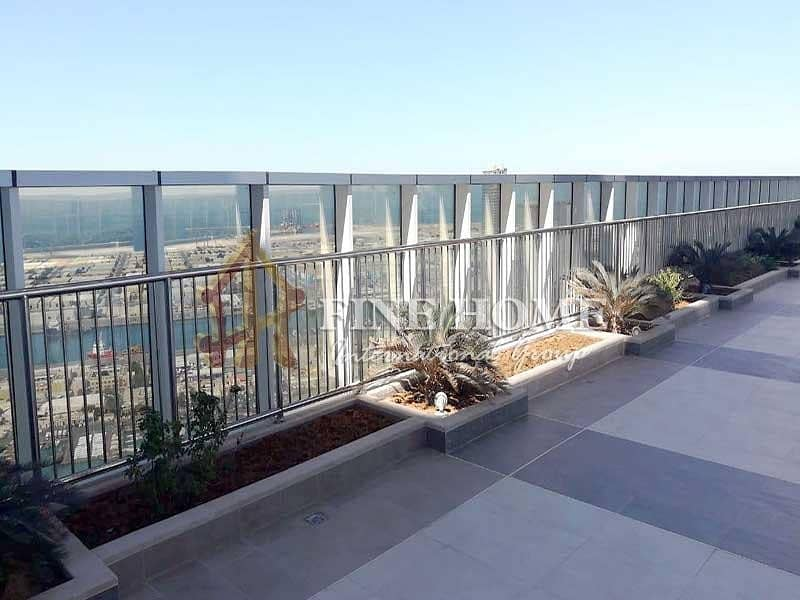 25 1st Tenant! 2 MBR +M Apartment in Al Mina Rd.