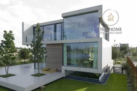فیلا 7 غرف نوم للبيع في مدينة شخبوط (مدينة خليفة ب)، أبوظبي - Modern 7 Bedrooms Villa in Shakhbout City