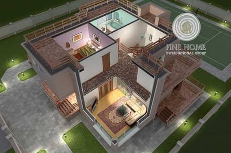 فیلا 5 غرفة نوم للبيع في المشرف، أبوظبي - Amazing 5BR Villa in Almushrif . Abu Dhabi