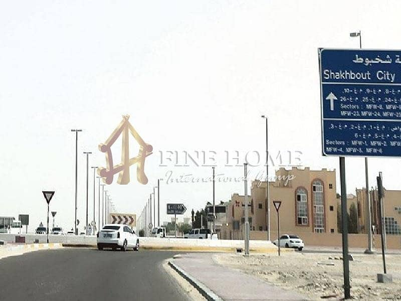 2 Amazing 6 MBR.  Villa in shakhbout City