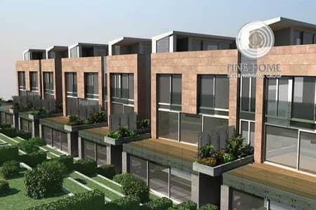 4 Bedroom Villa for Sale in Shakhbout City (Khalifa City B), Abu Dhabi - Modern 5 Villa compound in shakhbout city