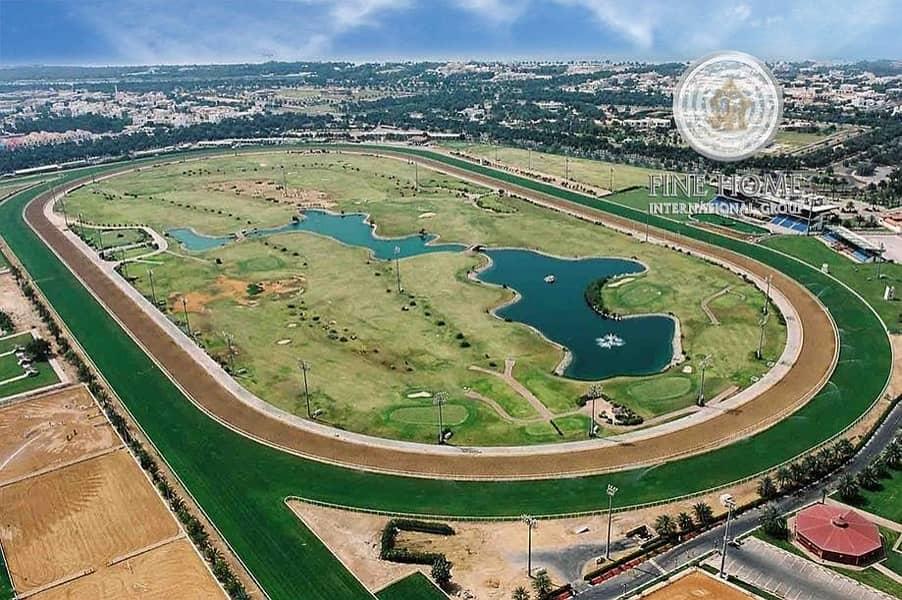 2 Residential Land in Al Mushrif . Abu Dhabi