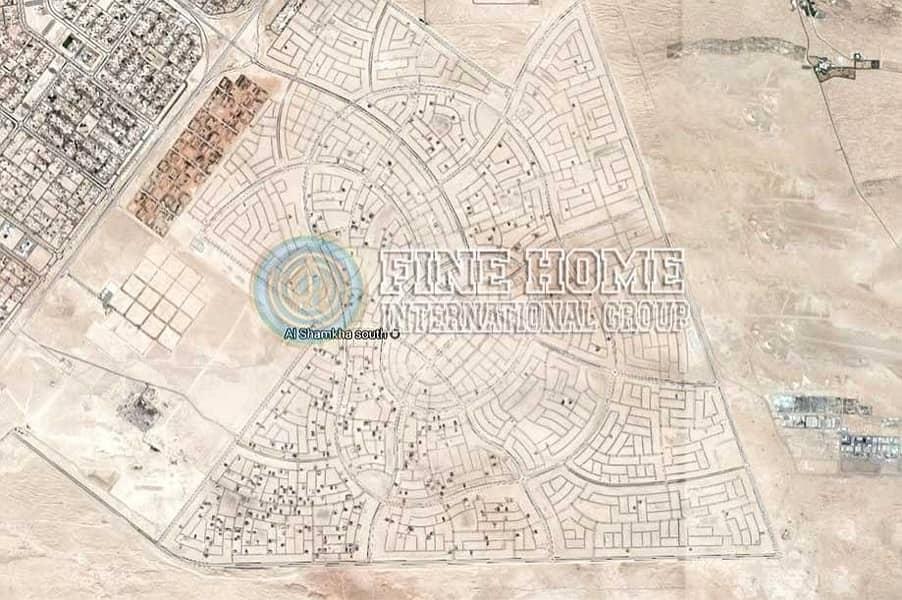 2 Nice Residential Land in Madinat Al Riyad