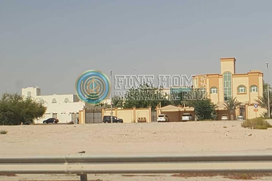 12 Nice Residential Land in Madinat Al Riyad