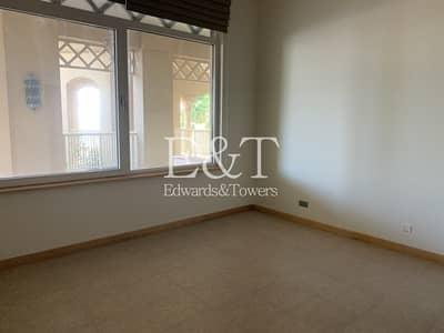شقة 1 غرفة نوم للايجار في نخلة جميرا، دبي - Vacant / Ground apartment / Low rental price / PJ