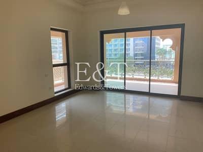 فلیٹ 2 غرفة نوم للايجار في نخلة جميرا، دبي - 2 BR |Partly Sea View | Vacant | Bright unit | PJ