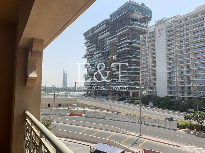 23 2 BR |Partly Sea View | Vacant | Bright unit | PJ