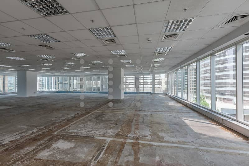 2 Special Price -Chiller Free Fitted office on Maktoum Road