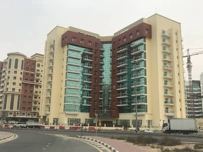 Brand New Building - Studio Apartment For Rent, International City