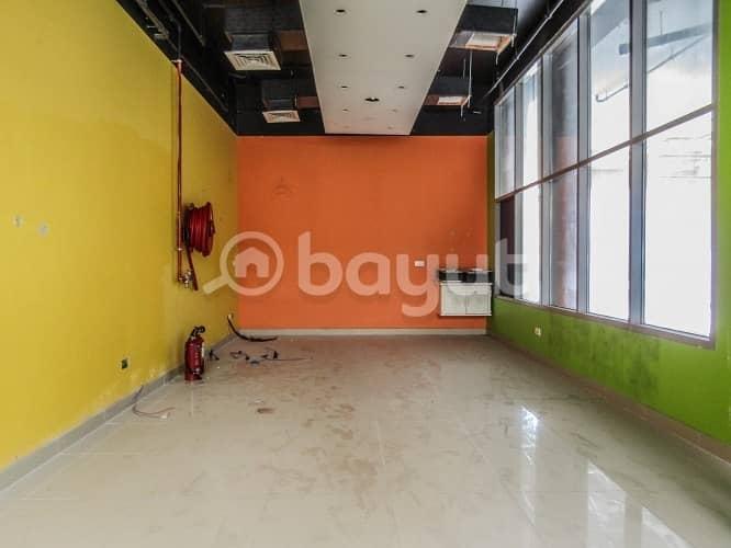 2 Shop for rent in Nad Al Hamar Avenues