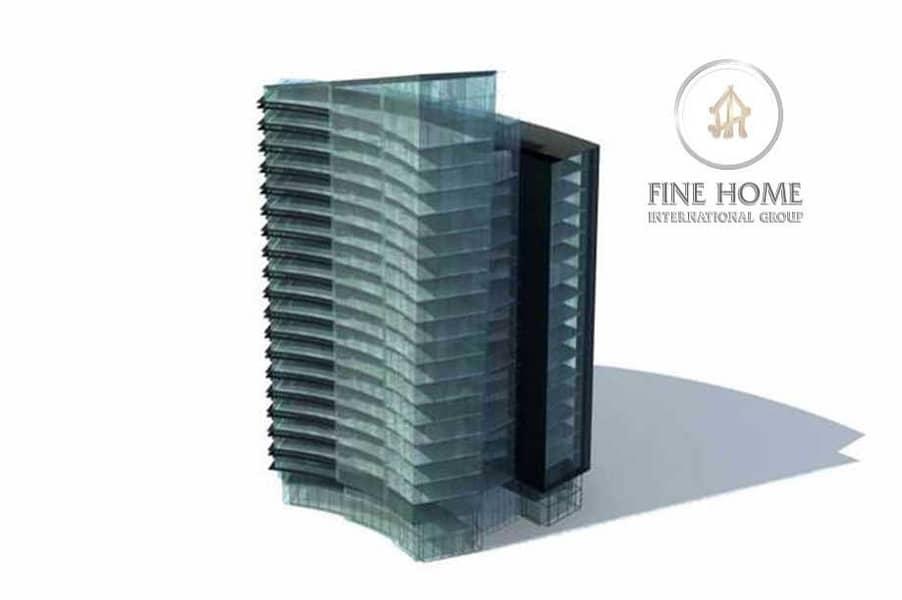 Commercial Building 8.7% ROI
