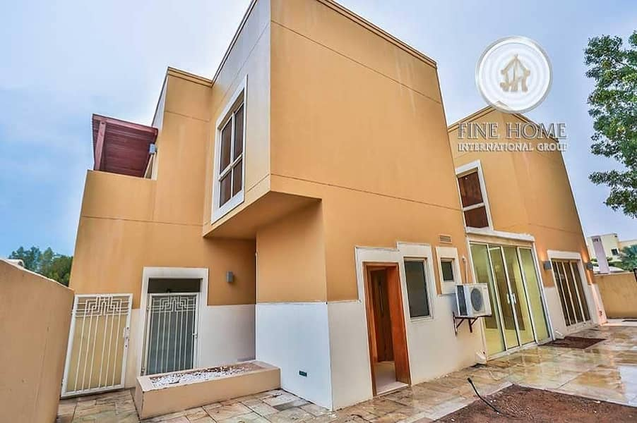 2 Corner Villa in Hemaim District .Al Raha Gardens