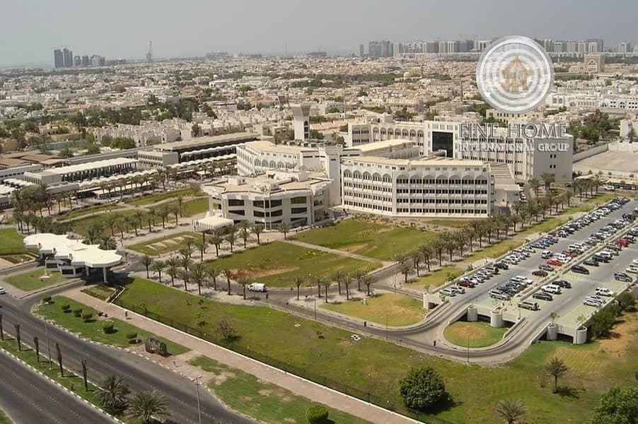 10 Commercial 4 Villas Compound in Al Karama