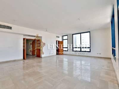 فلیٹ 3 غرف نوم للايجار في شارع النجدة، أبوظبي - Super Spaced! 3BR Apartment