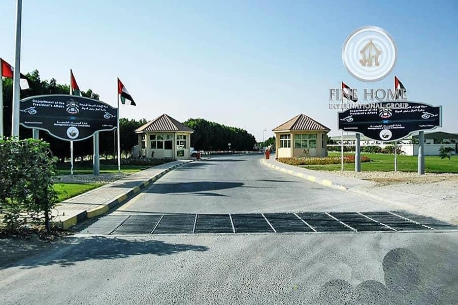 14 Luxurious Farm in al saad Area . Al Ain