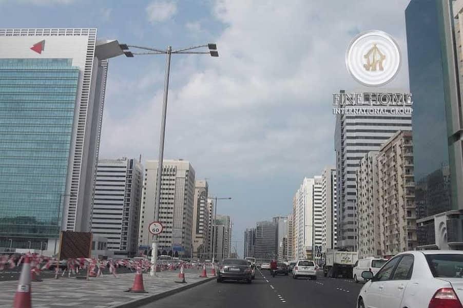 10 Wide Commercial Villa in Al Salam Street