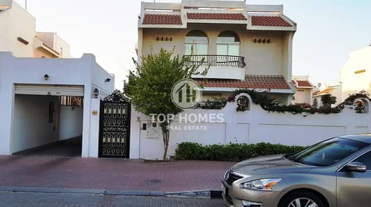 4 Bedroom Villa for Rent in Al Satwa, Dubai - Spacious beautiful villa at prime location