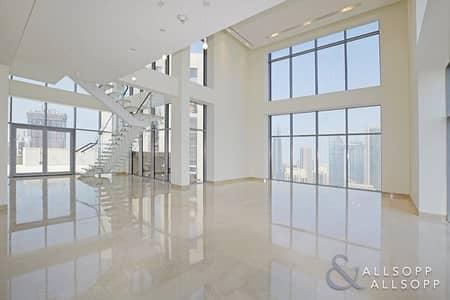 بنتهاوس 4 غرف نوم للبيع في وسط مدينة دبي، دبي - 4 Bed Duplex | Penthouse | Large Terrace