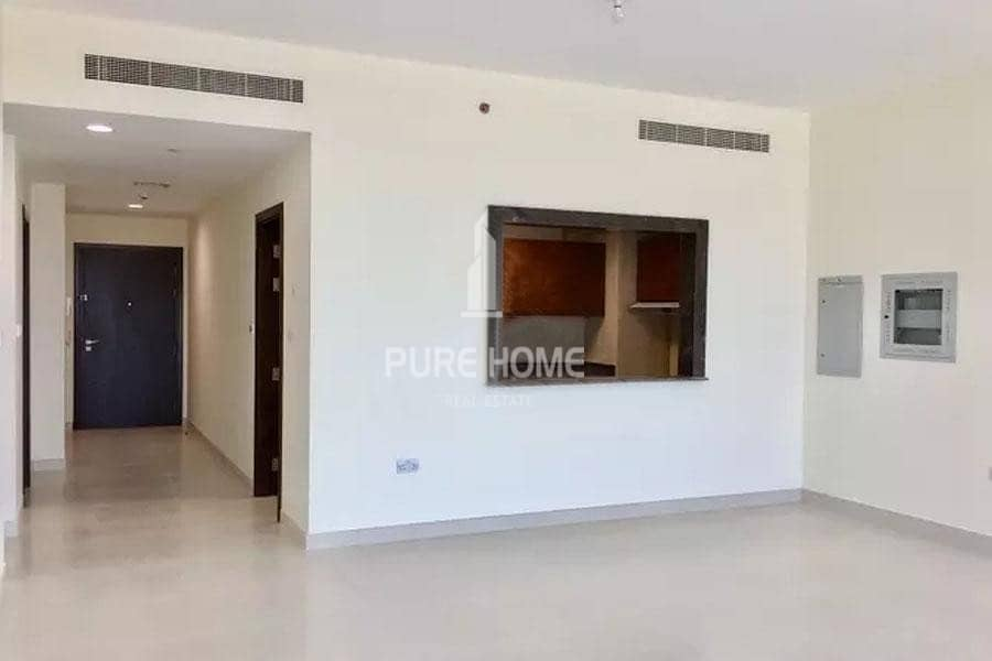 2 Hot Offer ! A Must See!Brand New 1 Bedroom with Massive Balcony