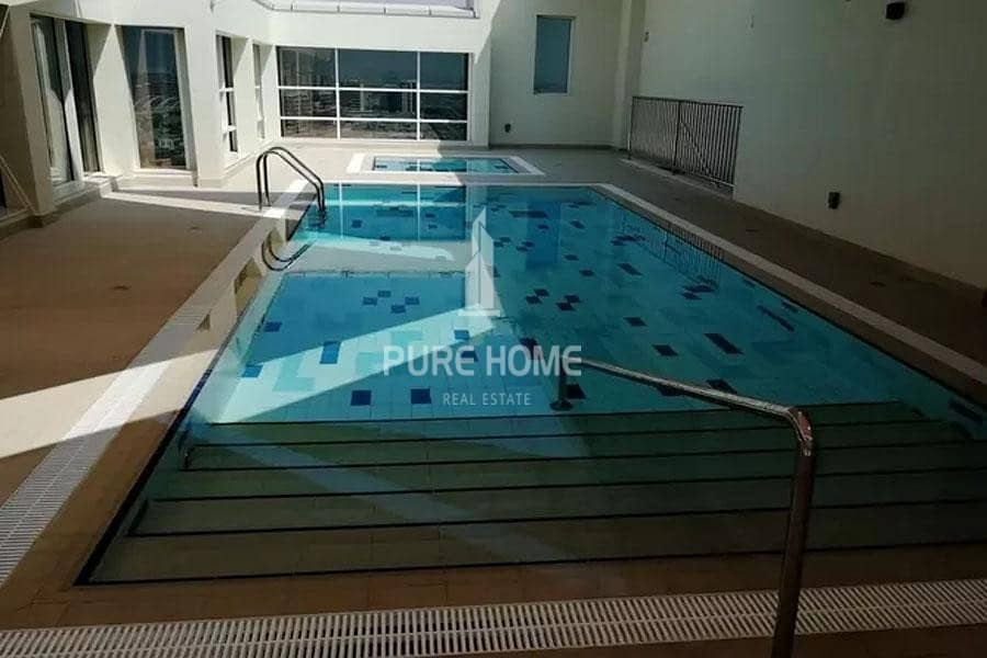 12 Hot Offer ! A Must See!Brand New 1 Bedroom with Massive Balcony