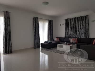4 Bedroom Villa for Rent in Dubailand, Dubai - Villa for rent in Falcon city of Wonders 4 BR maids room Driver Semi furnished