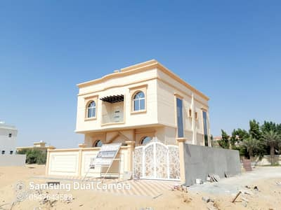 5 Bedroom Villa for Sale in Al Helio, Ajman - Own a villa for sale in Ajman Al Helio and Jasmine freehold for all nationalities citizens and residents