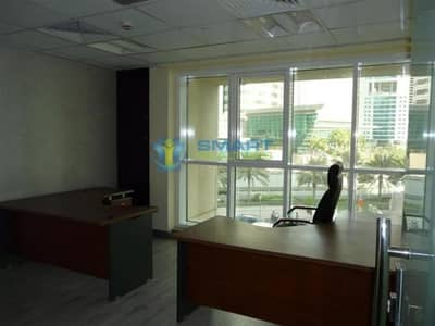 Office for Rent in Jumeirah Lake Towers (JLT), Dubai - Fully Fitted Office Available for Rent in The Palladium